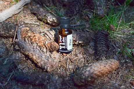 Ulei Esential Pin, Pine 15ml [2]