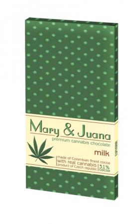 Chocolate Mary & Juana 80g [0]