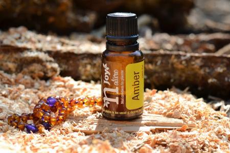 Ulei Esential Ambră, Chihlimbar Răşină, Amber Resin 15ml [2]