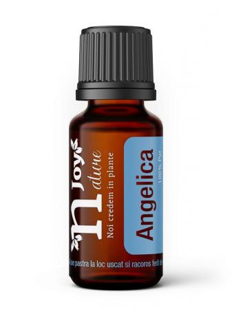 Ulei Esential Angelica Rădăcină, Angelica Root 15ml [0]