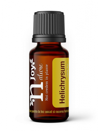 Ulei Esential Helichrysum, Immortelle 15ml [0]