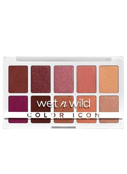 Paletă de farduri 10-Pan Heart & Sol, wet n wild