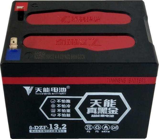 Acumulator bicicleta electrica 12V 13.2Ah (6-DZF-13) [0]