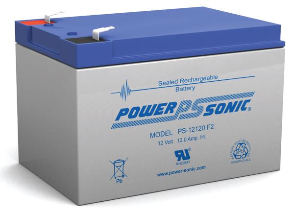 Acumulator PowerSonic 12V 12A [0]