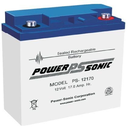 Acumulator PowerSonic 12V 17A [0]