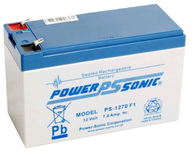 Acumulator PowerSonic 12V 7A [0]