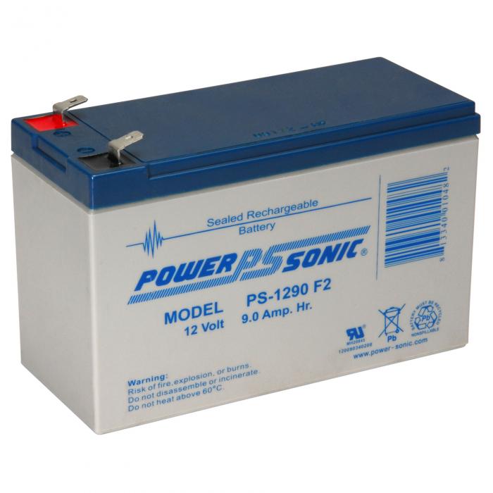 Acumulator PowerSonic 12V 9A [0]
