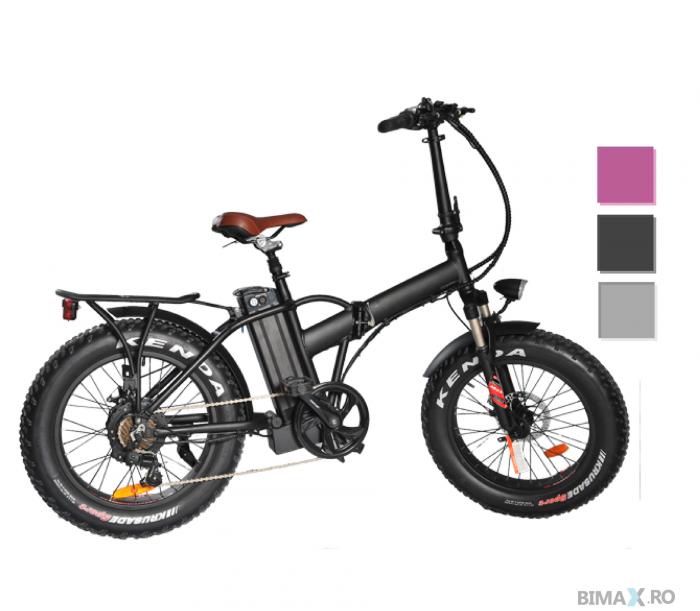 Bicicleta electrica E-Twow Fat Bike (Pliabila) [0]