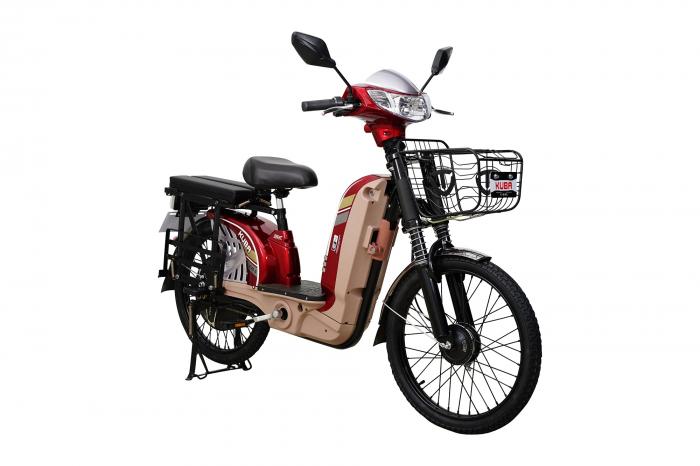 Bicicleta electrica KM5-S [1]