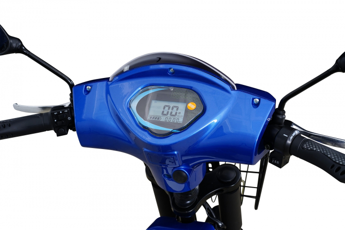 Bicicleta electrica KM5-S [2]