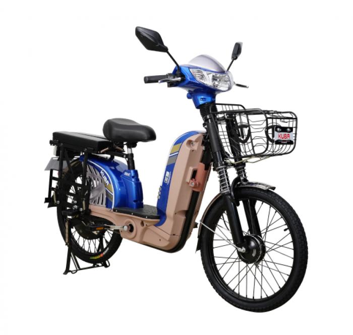 Bicicleta electrica KM5-S [0]