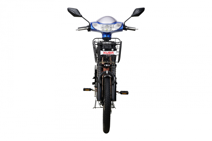 Bicicleta electrica KM5-S [6]