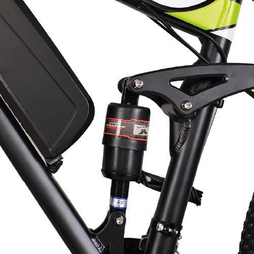 Bicicleta electrica MTB RKS CD15 [2]