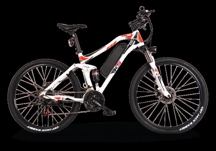 Bicicleta electrica MTB RKS CD15 [0]