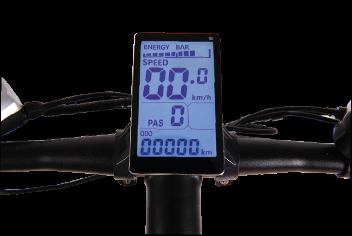 Bicicleta electrica MTB RKS CD15 [1]