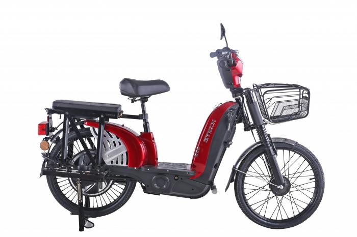 Bicicleta Electrica tip scuter ZT-01 - Model 2021 [7]