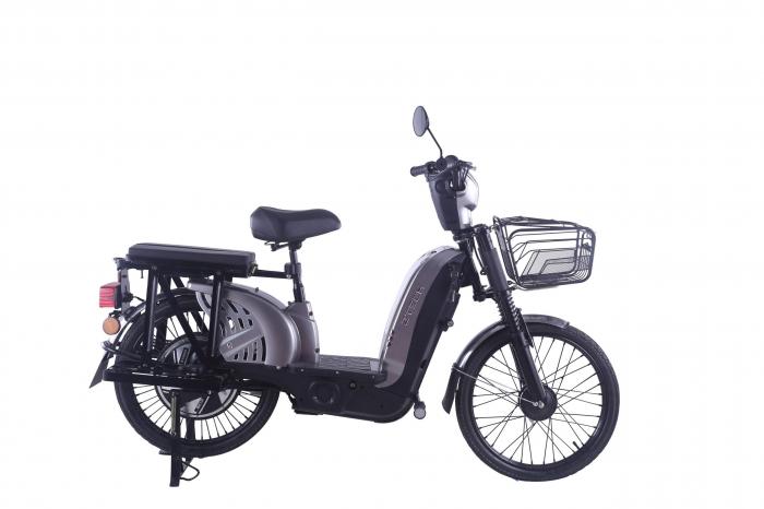 Bicicleta Electrica tip scuter ZT-01 - Model 2021 [2]