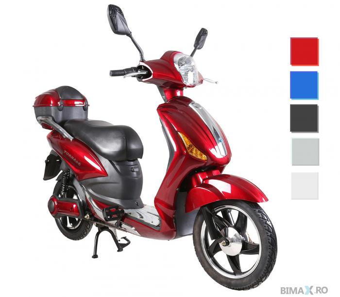 Bicicleta electrica TRD900 Classic [0]