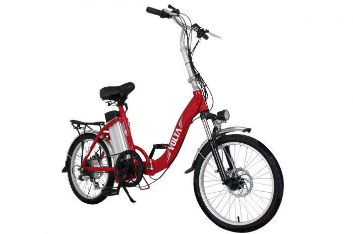 Bicicleta electrica VB1 Pliabila [0]