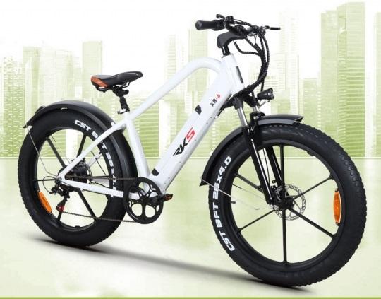 Bicicleta electrica XR-6 (Fat Bike) [0]