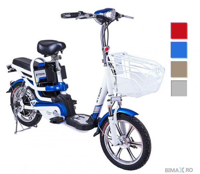 Bicicleta electrica ZT-05 Litiu-Ion [0]