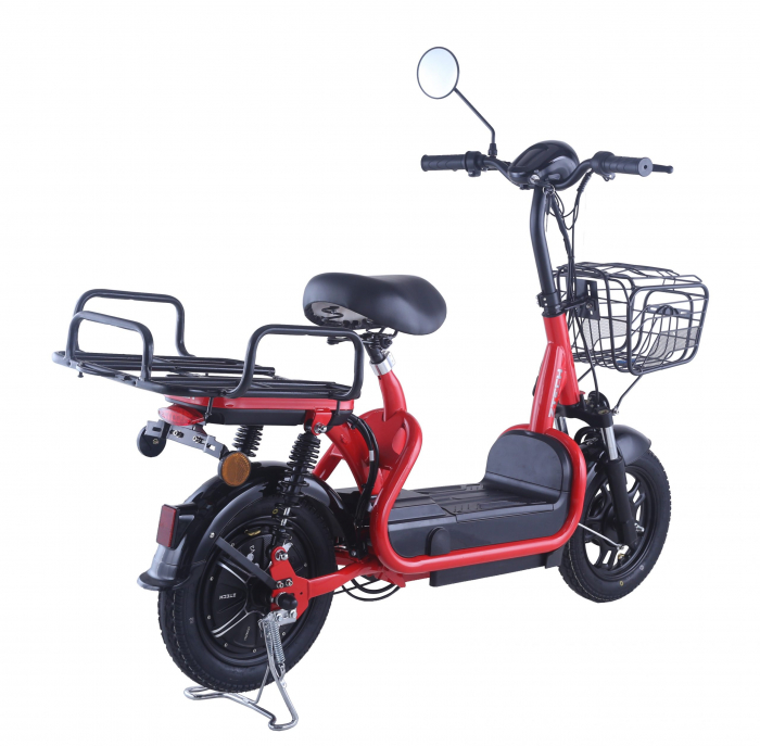 Bicicleta electrica ZT-06 - Model 2020 [4]