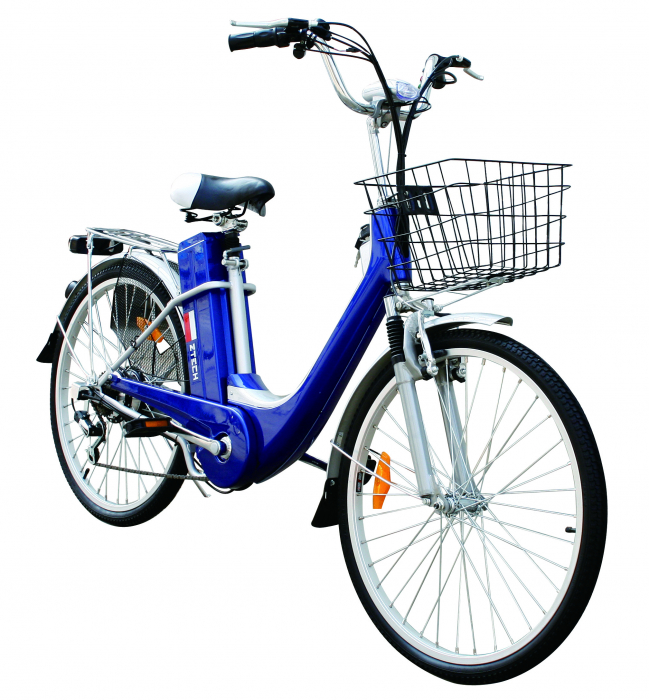 Bicicleta electrica ZT-08 [0]