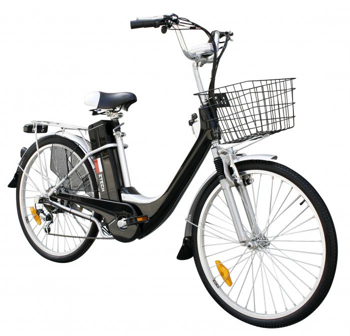 Bicicleta electrica ZT-08 [7]