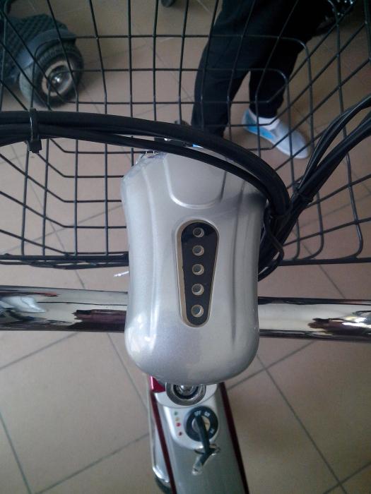 Bicicleta electrica ZT-08 [5]