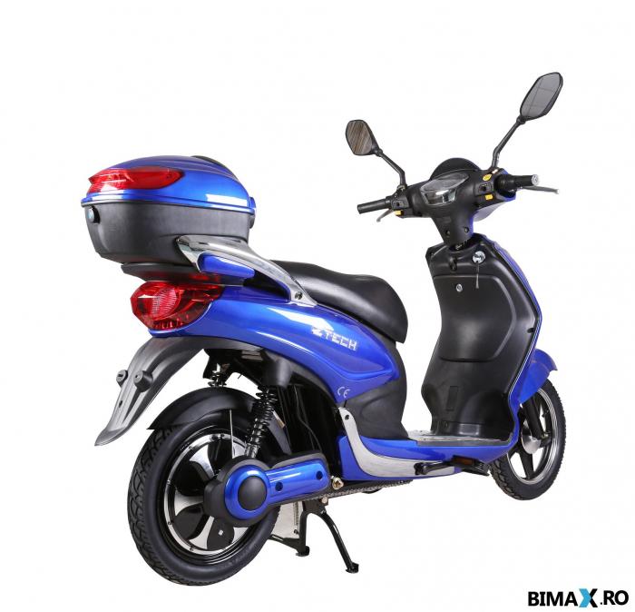 Bicicleta electrica ZT-09 Premium Litiu [1]