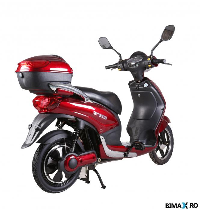Bicicleta electrica ZT-09 Premium Litiu [3]