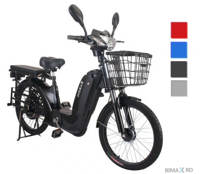 Bicicleta electrica ZT-10 [0]