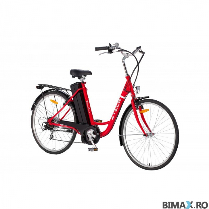 "Bicicleta electrica ZT-11 (Jante de 28"") [5]"