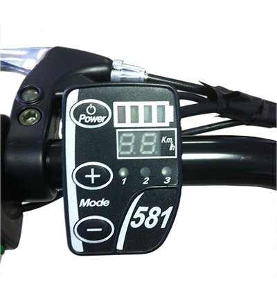 Bicicleta electrica ZT-12 [5]