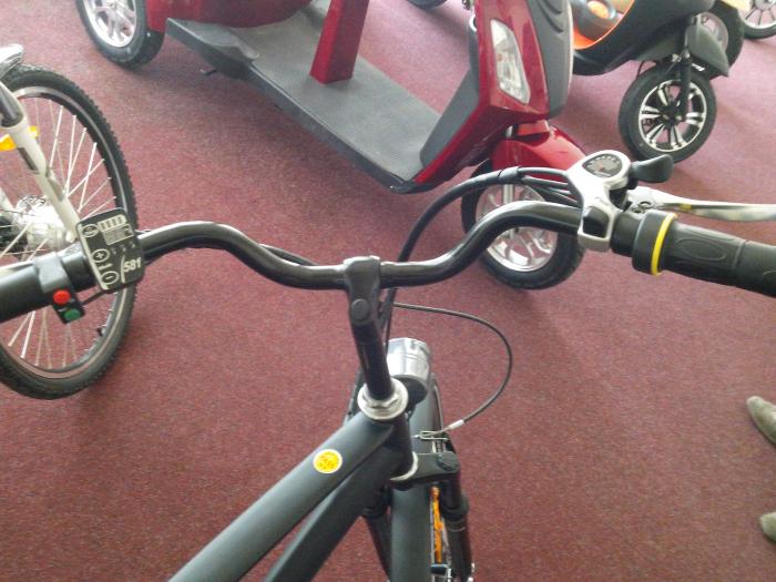 Bicicleta electrica ZT-12 [4]