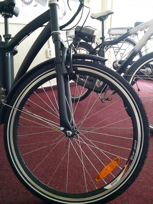 Bicicleta electrica ZT-12 [3]