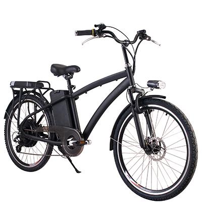 Bicicleta electrica ZT-12 [0]