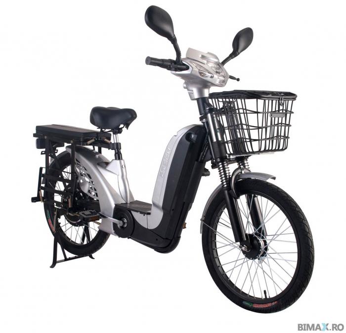 Bicicleta electrica ZT-61 (Noul ZT-10) [3]