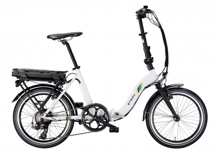 Bicicleta electrica ZT-71 (Pliabila) [1]