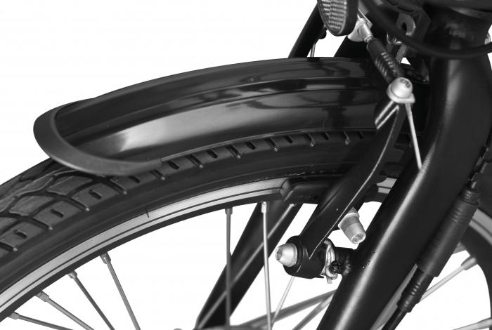 Bicicleta electrica ZT-71 (Pliabila) [3]