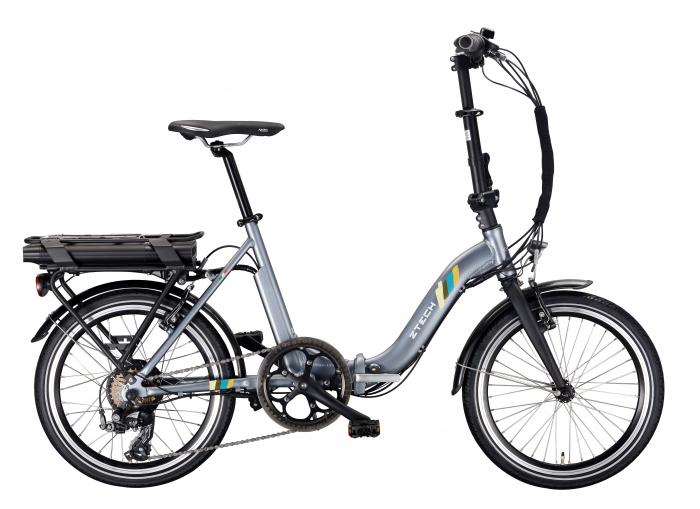 Bicicleta electrica ZT-71 (Pliabila) [0]