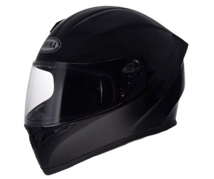Casca Moto Integrala JK316 (Culoare:Negru) [0]