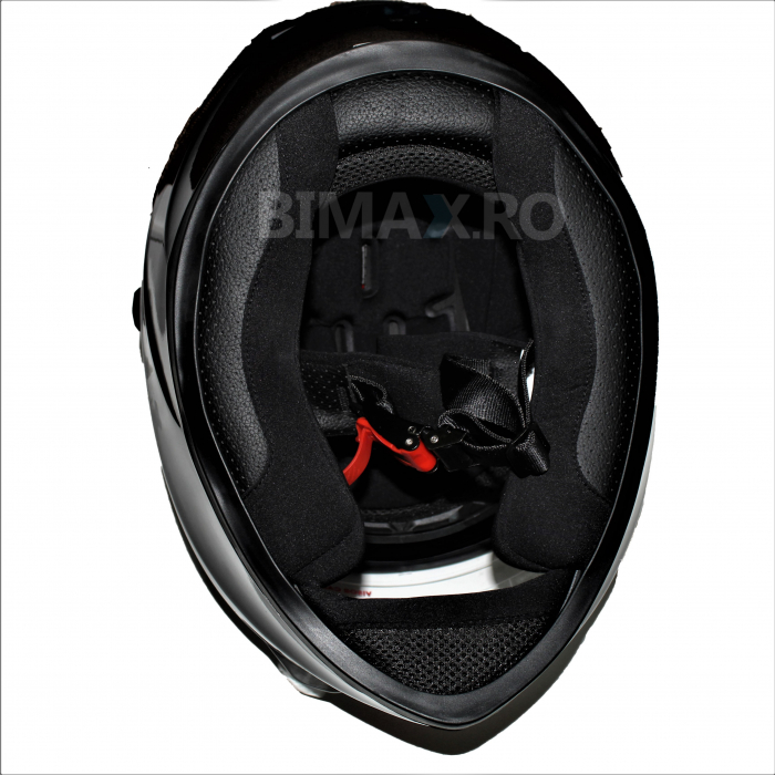 Casca Moto Integrala JK316 (Culoare:Negru) [2]