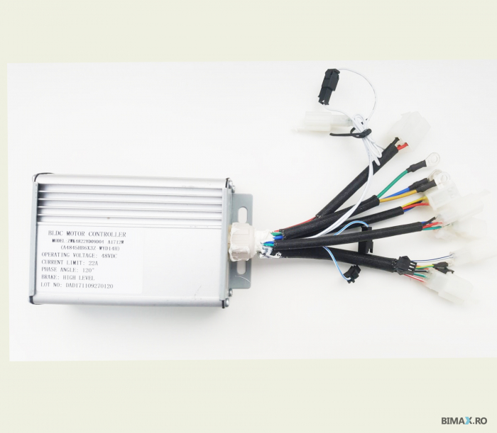 Controller brushless 48V/350W (ZT-09 A) [0]
