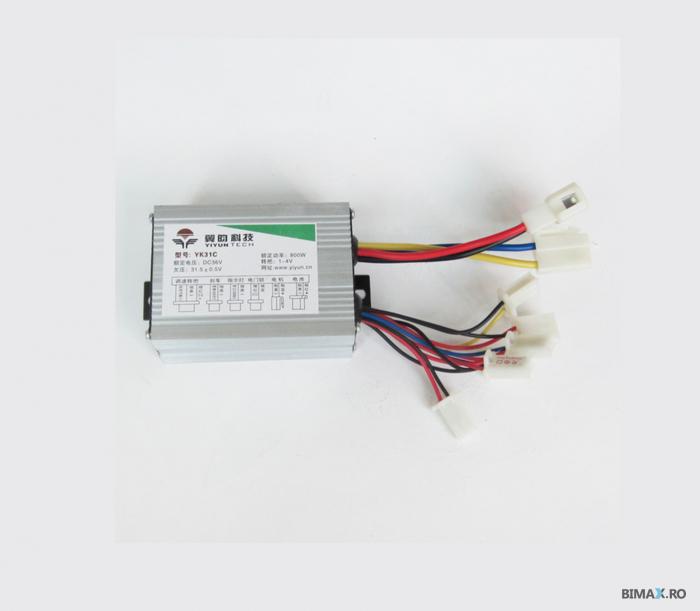 Controller motor cu perii 36V 800W [0]