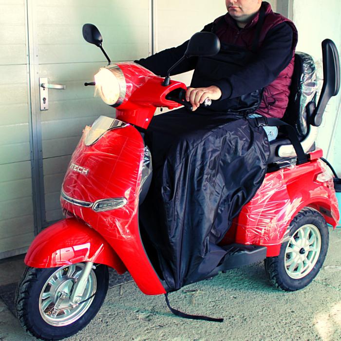 Husa protectie iarna pentru picioare (Scuter/tricicleta) [7]