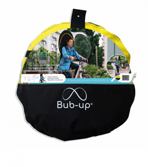 Protecție anti-ploaie tip cabină Bub-up [1]