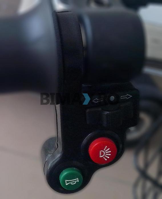 Set butoane partea stanga ghidon (ZT-08) [0]
