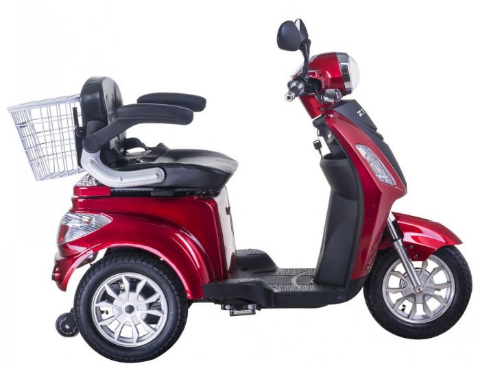 Tricicleta electrica ZT-15-D [7]