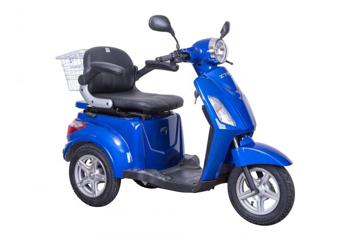 Tricicleta electrica ZT-15-E (Noul ZT-15-B) [0]